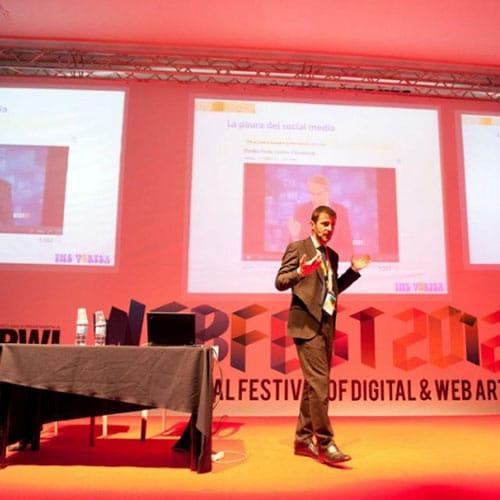 Ugo Benini Webfest