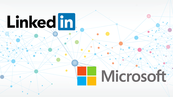 The Vortex - microsoft e linkedin