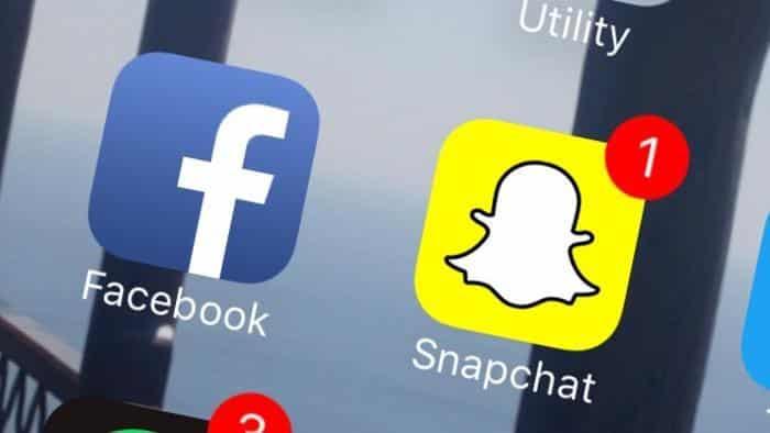 The Vortex - facebook e snapchat