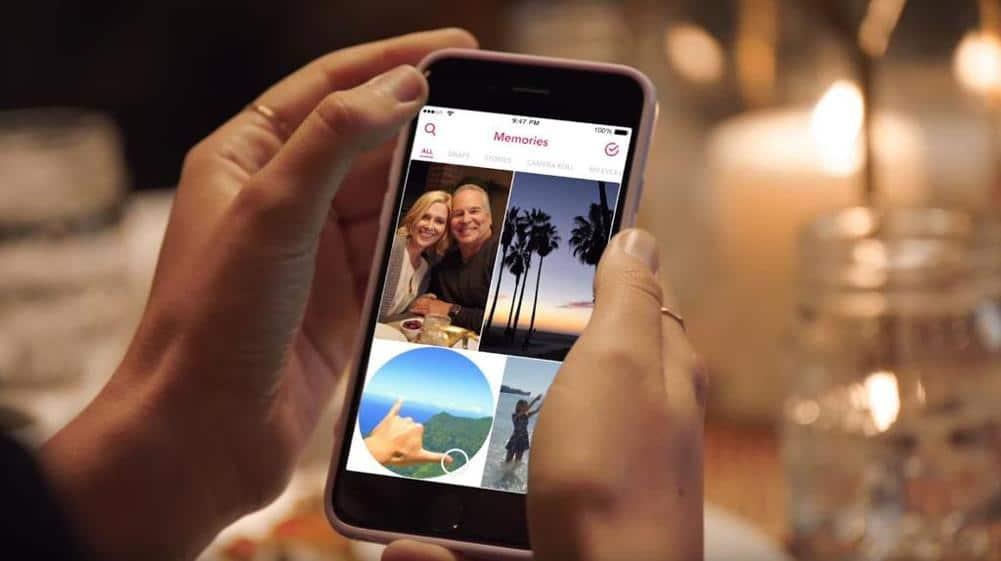 The Vortex - Snapchat