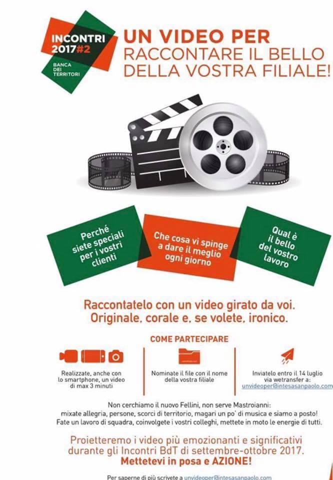 L'iniziativa video di Banca Intesa Sanpaolo